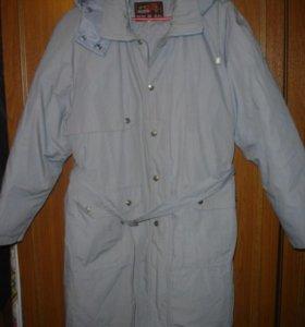 Куртка - ветровка с подстёжкой