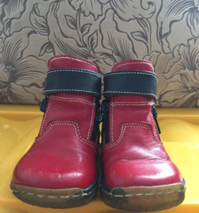 Ботинки детские малышковые