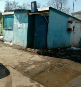 Торговый павильон в п. Ново-Ревякинском