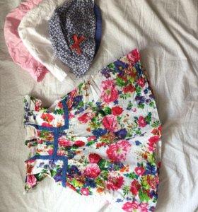 Платье для девочки. Новое