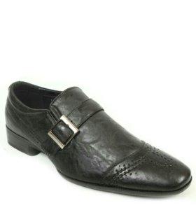 Туфли мужские новые 2 пары оптом