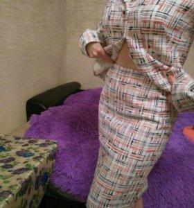 Женский костюм от Natalia Slavina