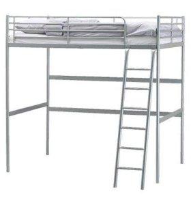 Тромсо икеа Каркас кровати-чердака- 140x200 см