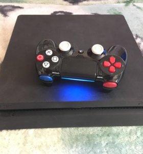 PS 4 Slim гарантия