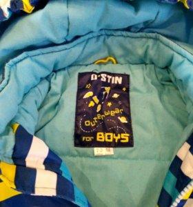 Две куртки для мальчика