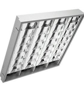 Светильники встраиваемые ARS/R 418 (595) 8 штук