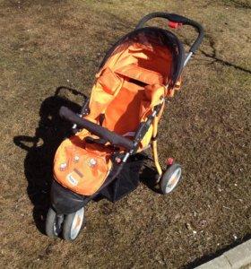Детская прогулочная коляска