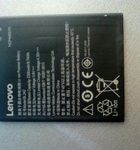 Аккумулятор lenovo A6010 и s850