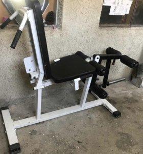 Тренажер для мышц ног (бицепс бедра - квадрицепсы