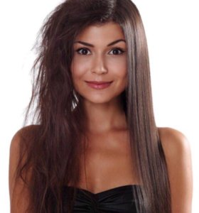Ботокс для волос на любую длину и густоту