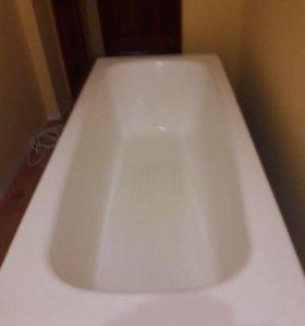 ванна чугунная 160×70