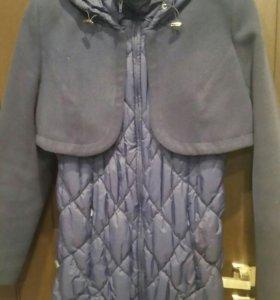 Куртка-трансформер для беременных