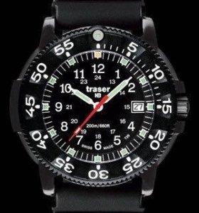 Часы Traser P 6504 Black Storm Pro