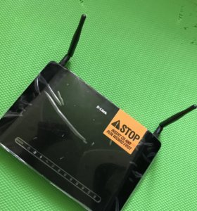 Маршрутизатор D-Link DIR-632