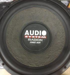 Саб Audio system radion free air