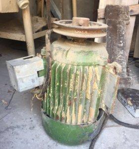 Двигатель для пилорамы