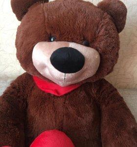 Плюшевый медведь Тихон