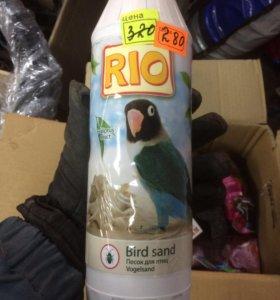 Песок для попугаев для птиц