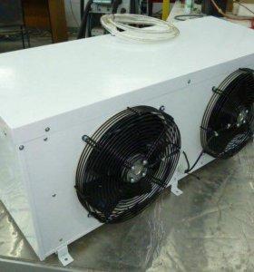 Холодильный агрегат из Сплит системы
