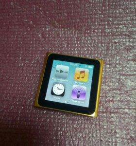 Apple iPod nano 6 16gb Orange