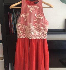 Новое вечернее платье little mistress р 42