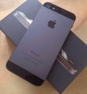 Айфон 5 новый(гарантия)