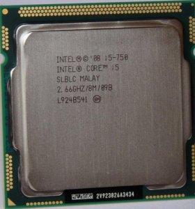 Intel i5-750 LGA1156