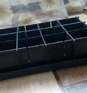 Ящик для рассады на 12 ячеек
