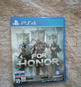 Диск PS4 For Honor