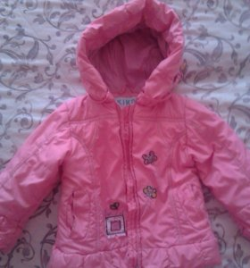 Детская куртка р-р92