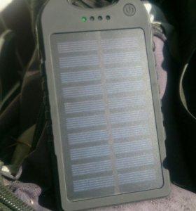 Зарядное устройство на солнечных батареях ЕК-7С