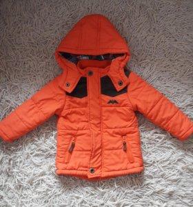 Куртка детская на весну осень