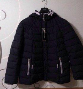 Куртка новая на синтепоне