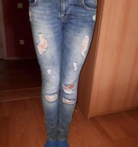 джинсы 26 размер, Турция