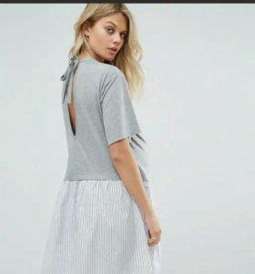 Платье-футболка Asos