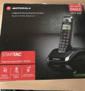 Телефон Motorola s1001 RU