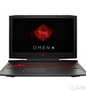 Игровой ноутбук HP Omen 15-ce013ur, 15.6