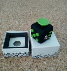 FIDGET cube спинер