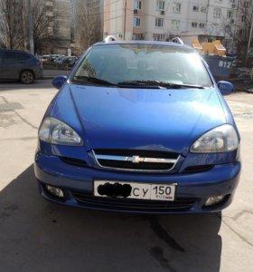 Chevrolet Rezzo 1.6 MT (90 л.с.)