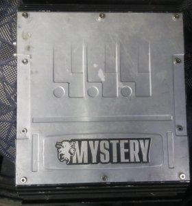 ОБМЕН.Усилок mistery 250w*2/ 400w*1