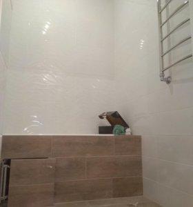 ремонт квартир,офисных помещений и тд