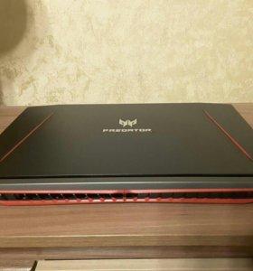 Ноутбук Acer predator Helios 300 (PH317-51-720W)