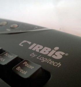 Клавиатура Irbis by Logitech PS/2