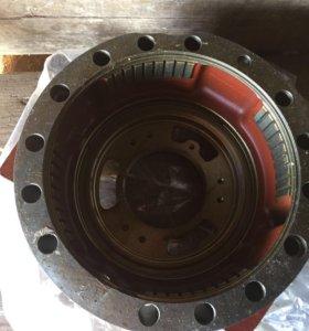 Тормозной барабан case 695 sm правая сторона!