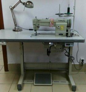 Швейная, шагающая машинка