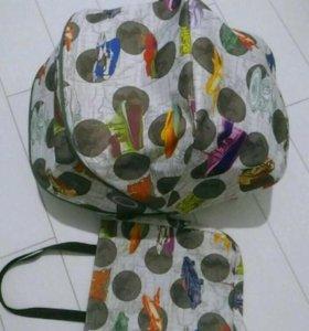 кап и сумка для bugaboo  от Andy Worhol
