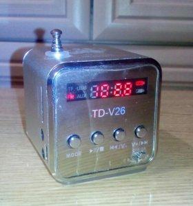 Радио колонка