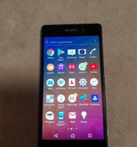Sony Xperia Z2+часы SmartWatch