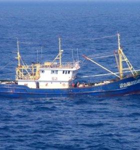 Куплю рыболовные судно от 20 до 30 метров