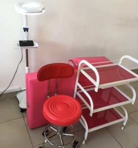 Кушетка +лампа+стул+тумба